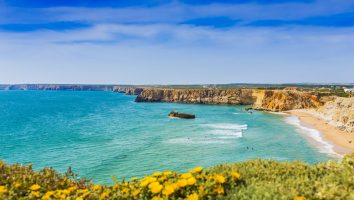 Site seeing - Sagres Tonel beach